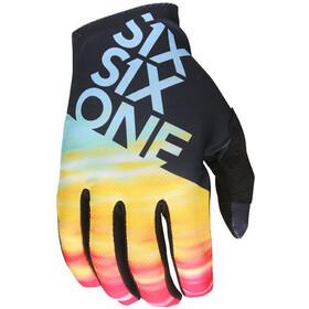 SixSixOne Raji Handschuhe tie dye